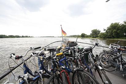 Elbe Radtour