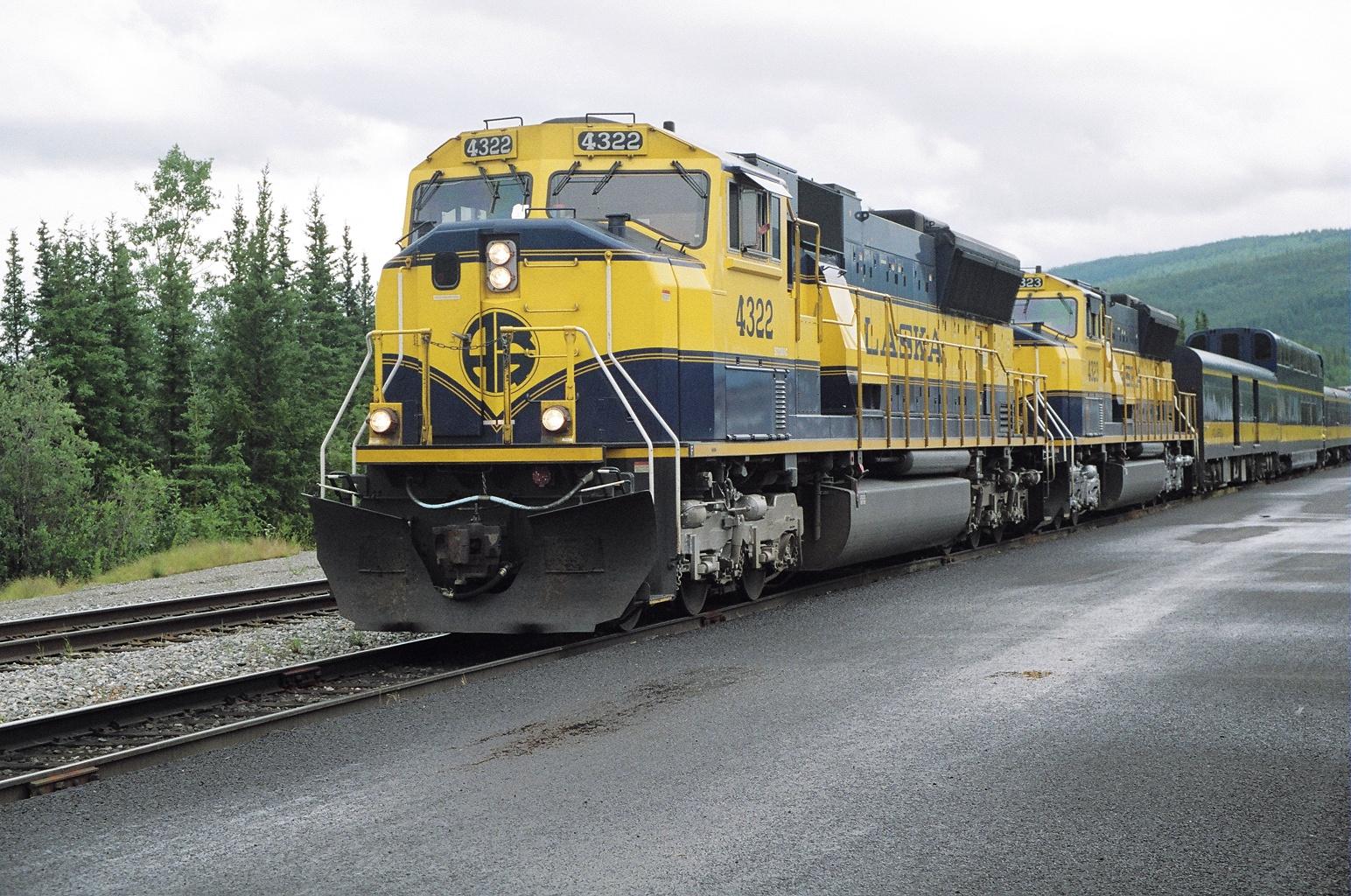 Alaska RR
