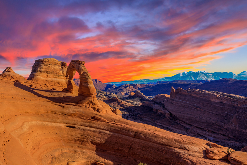 Arches_National_Park_Sunset