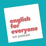 English for Everyone ESL Podcast Logo
