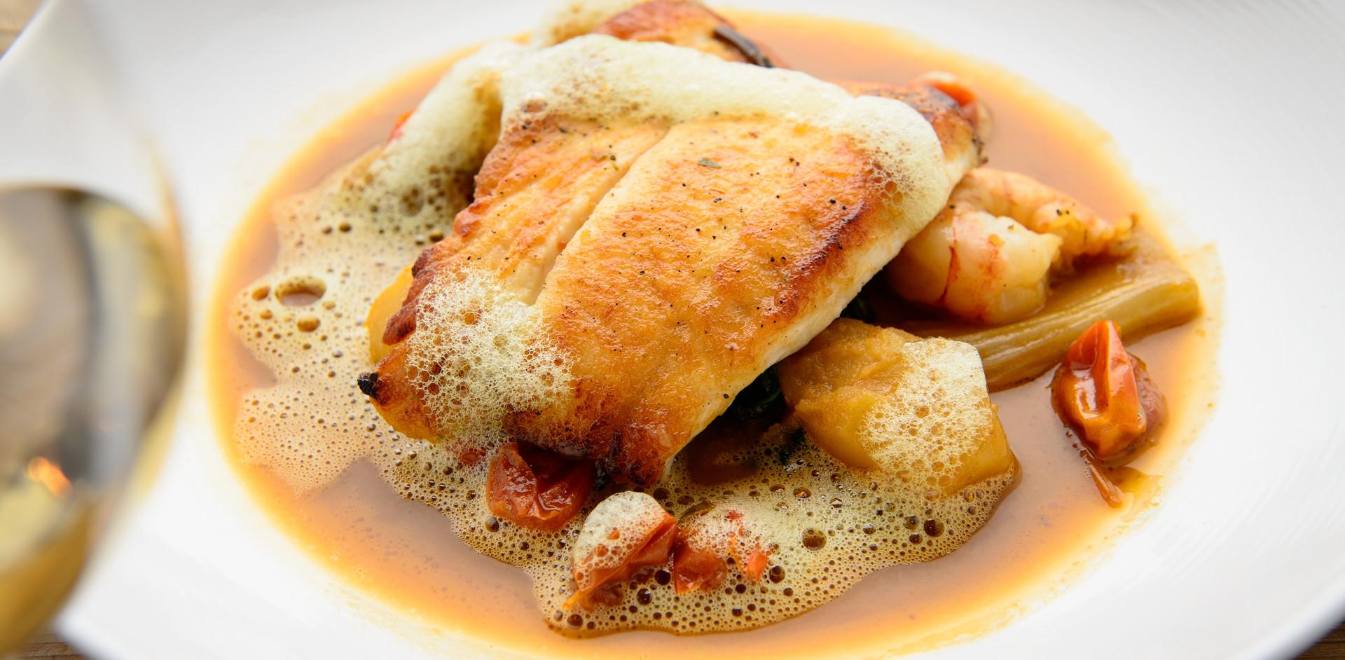 Marchesi Style Bouillabaisse