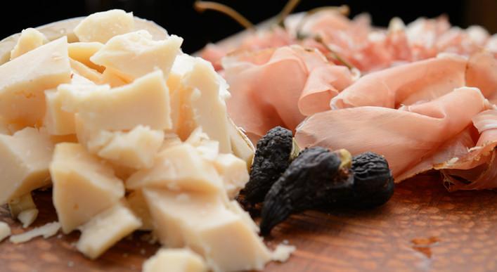 Charcuterie & Artisanal Cheeses