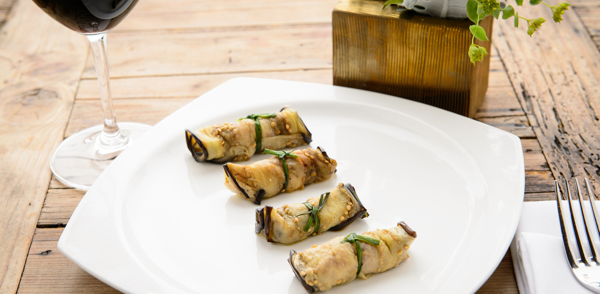 Eggplant Cigars