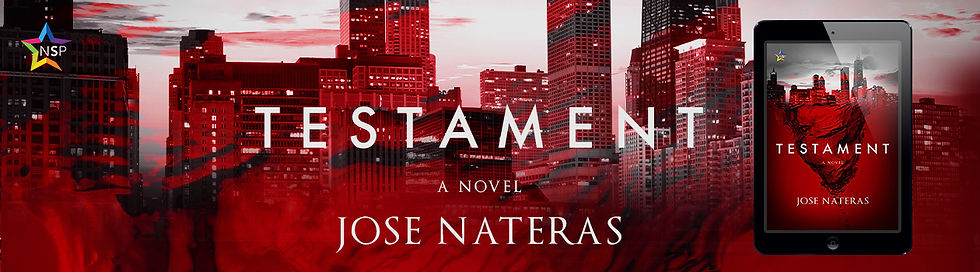 Testament: A Novel - By Jose Nateras