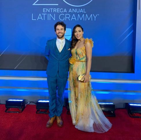 MARTIN VEJA AND SONIA DE LOS SANTOS