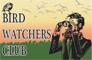 Bird Watchers Poster