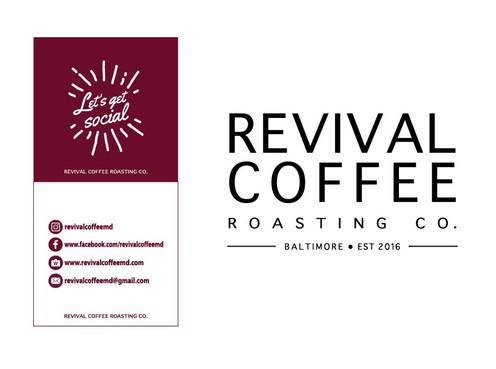 Revival Coffee Logo