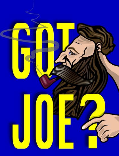 Got Joe Illustration
