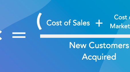 How to compute Customer Acquisition Cost (CAC)?