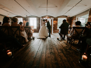 Wedding at The Venue, Bowers Mill, Halifax