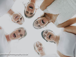 Summer Wedding at Combermere Abbey