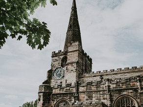 Church Wedding in Warrington