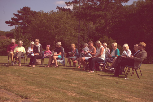 Hymns and Pimms 2019