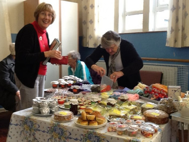 St Peter's Winter Fayre 2014