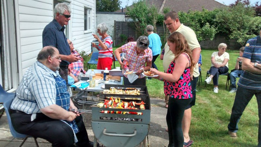pentecost barbeque 2014