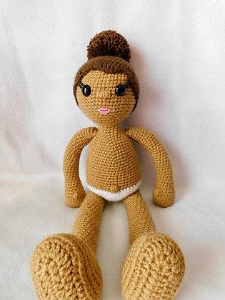 Bianca Doll Pattern (Digital Download)