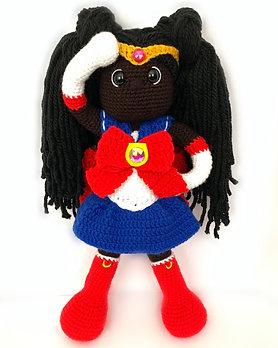 Sailor Hero Doll