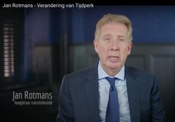 Transitiekunde; Jan Rotmans