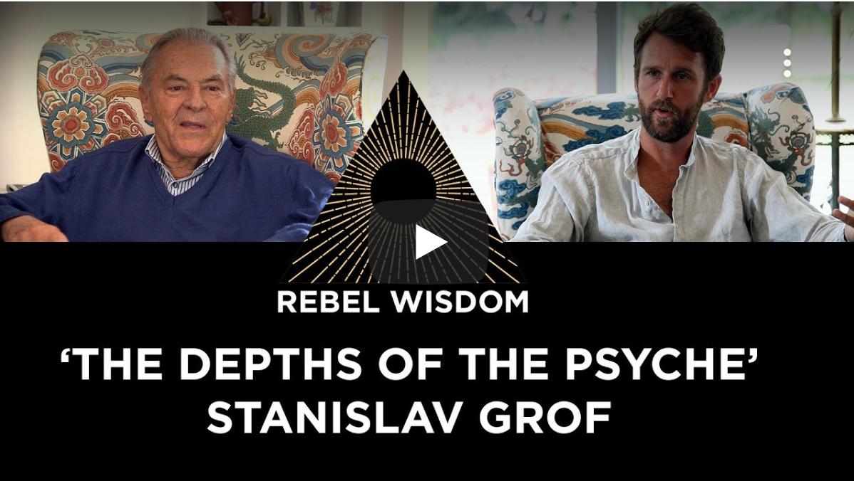 Transpersoonlijke psychiatrie; Stanislav Grof