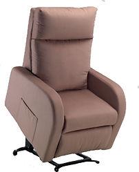 poltrona motirzzata reclinabile alza persona nora
