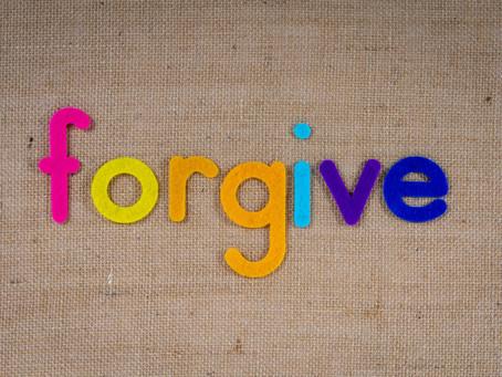 WHY I WON'T FORGIVE