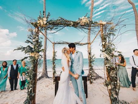 Casamento Punta Cana - Tata e Cocielo