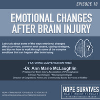 Emotional Changes After Brain Injury (Episode 10)