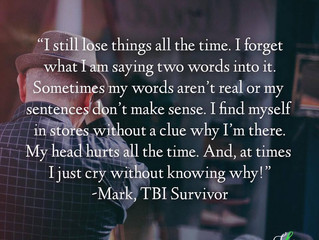 """""""I would not have chosen this."""" - Mark's Survivor Story"""
