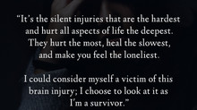 """The silent injuries are the hardest..."" - Melinda's Survivor Story"