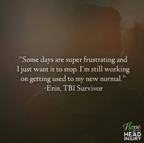 """I'm still working on getting used to my new normal."" - Erin's Survivor Story"