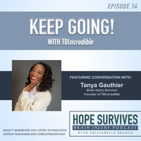 Keep Going! - with TBIncredible (Episode 14)