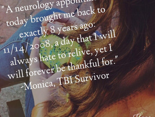 """A day I will always hate to relive..."" Monica's Survivor Story"