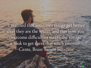 """Sometimes things get better after they are the worst..."" - Cente's Survivor Story"