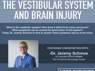 The Vestibular System and Brain Injury (Episode 11)