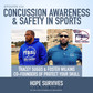 Concussion Awareness & Safety in Sports - Protect Your Skull (Episode 20)