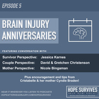 Brain Injury Anniversaries (Episode 5)