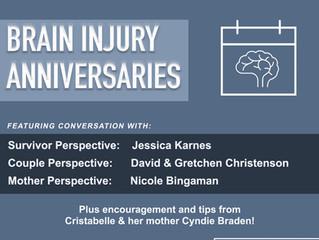 Brain Injury Anniversaries (Episode 5)