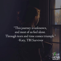 """Through tears and time comes triumph."" - Katy's Survivor Story"