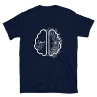 Hope Healing Brain Shirt Brain Injury Awareness Apparel
