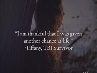"""I am thankful that I was given another chance at life..."" - Tiffany's Survivor Story"