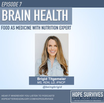 Nutrition for Brain Health (Episode 7)