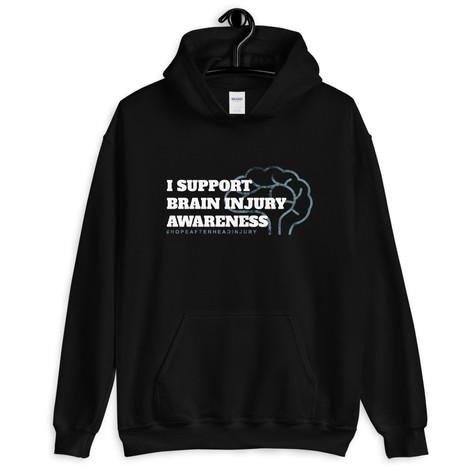 Brain Injury Awareness Hoodie