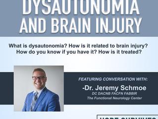 Dysautonomia and Brain Injury (Epsiode 12)