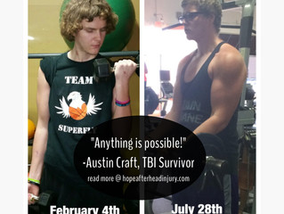 Stories From Survivors: Austin's Story