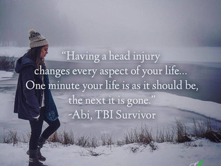 """""""One minute your life is as it should be, the next it is gone."""" - Abi's Survivor Story"""