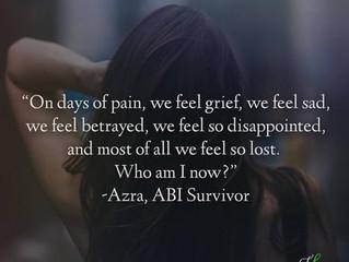 """""""Who am I now?"""" - Azra's Survivor Story"""