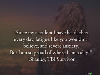 """Since my accident I have headaches every day..."" - Shanley's Survivor Story"