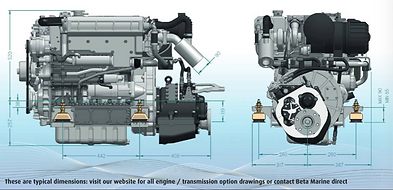 115T Replace Dimensions