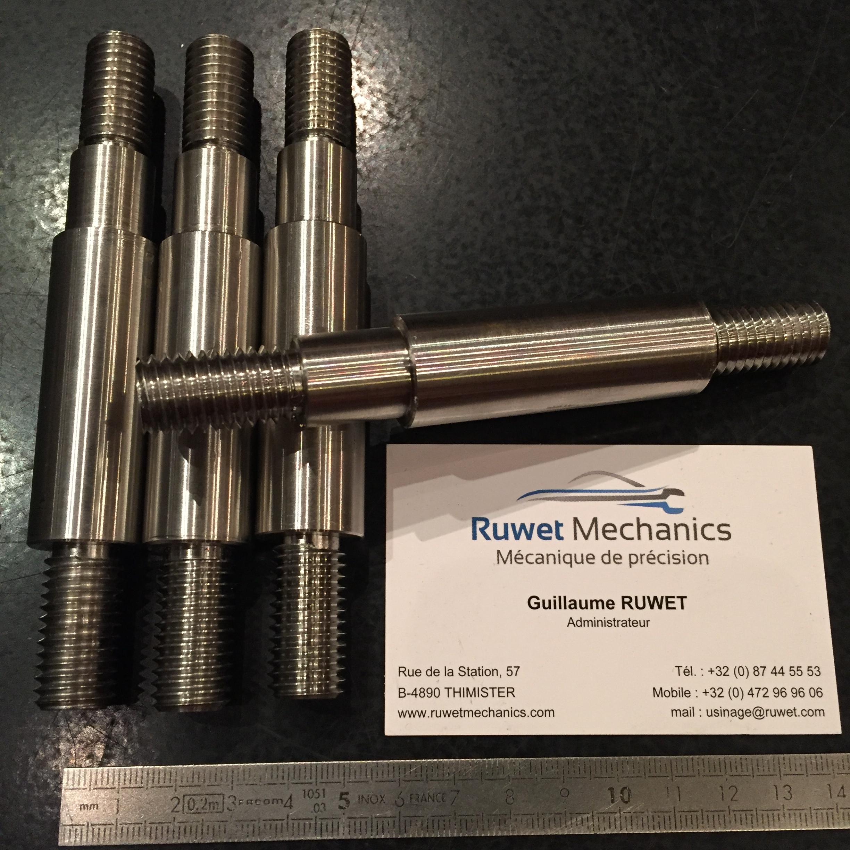 RUWET MECHANICS