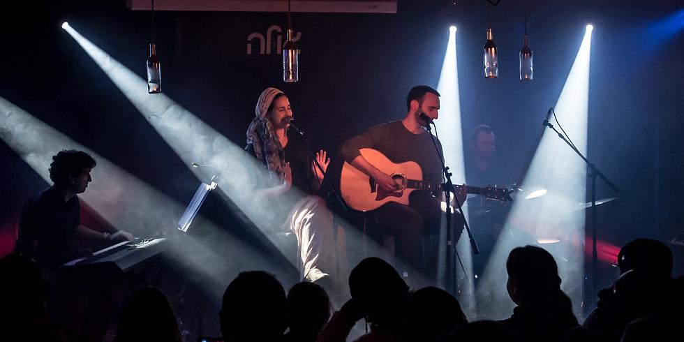 Yonina Pesach Concert in Jerusalem